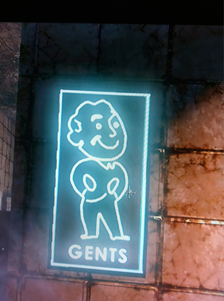 I noticed this while playing Bioshock 2. Look familiar?
