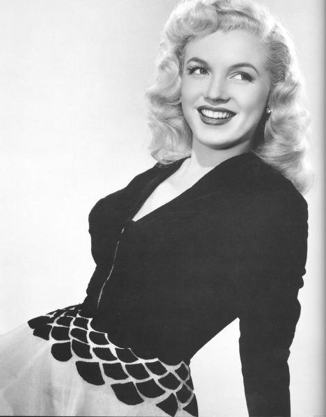 Just Marilyn Monroe.
