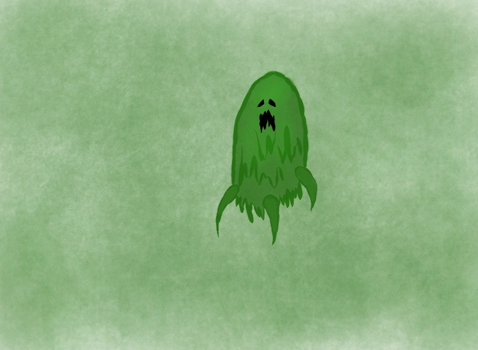 Just a creeper that I drew